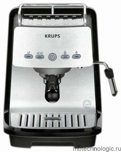 Krups XP 4050 Coffee And Espresso Maker